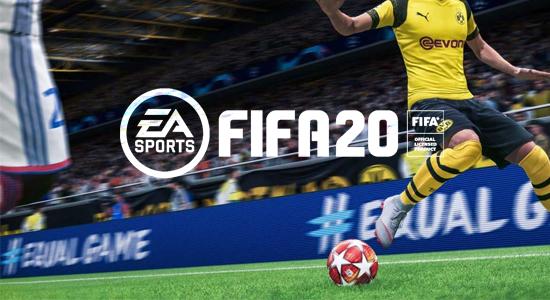 Tournoi console FIFA 20