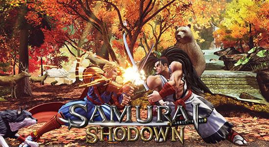 Tournoi console Samurai Shodown
