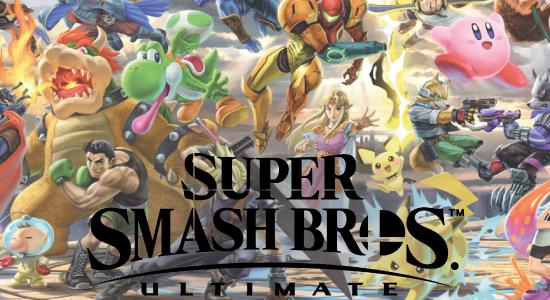 Tournoi console Super Shmash Bros Ultimate