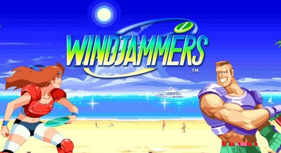 Tournoi console Windjammers