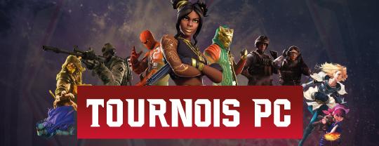 Tournois PC