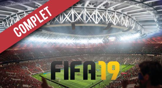 Tournoi console FIFA 19