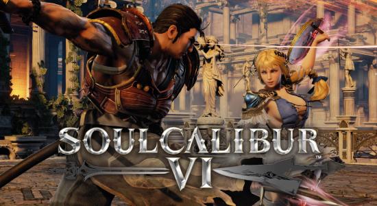 Tournoi Console Soulcalibur VI